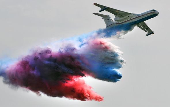 Фоторепортаж: Авиасалон МАКС-2011. Изображение № 3.
