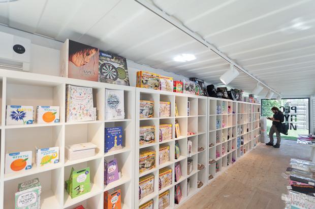 Летний филиал книжной сети «Республика» открылся в «Новой Голландии». Изображение № 4.