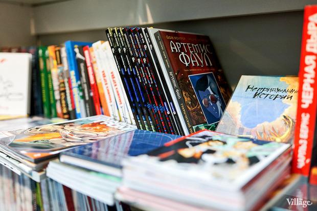 Раскадровка: 6 магазинов илавок с комиксами вПетербурге. Изображение № 66.