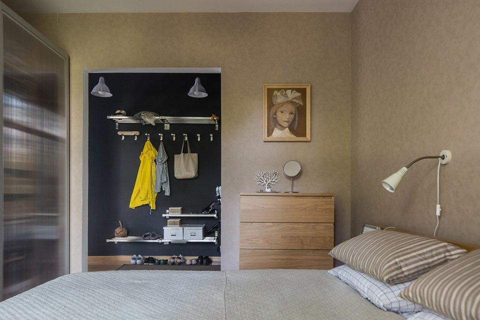 Квартира для молодой семьи вбывшей коммуналке . Изображение № 16.