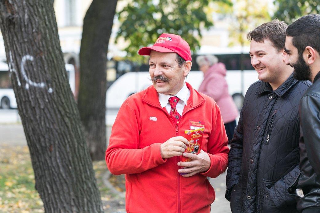 Как Петербург хотел присоединиться ко«Дню без автомобиля» инесмог . Изображение № 6.