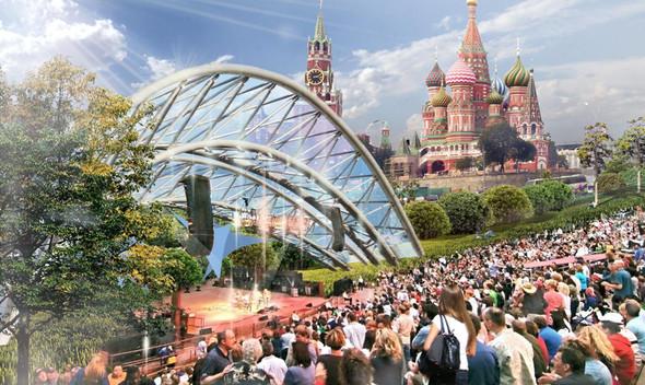 Москомархитектура выбрала 118 проектов парка в Зарядье. Изображение № 36.