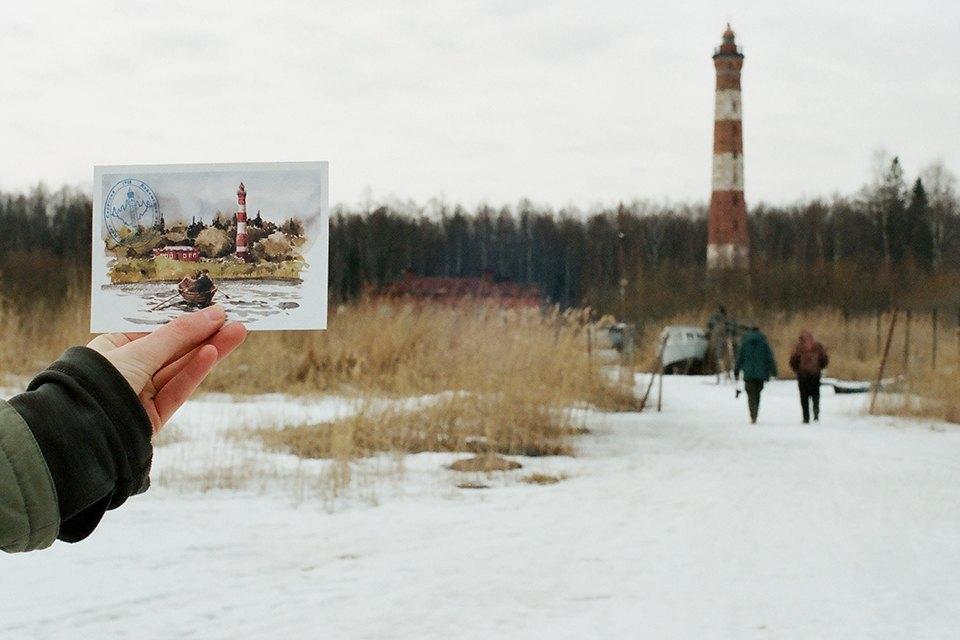 Три маршрута посамым интересным маякам Ленобласти . Изображение № 5.
