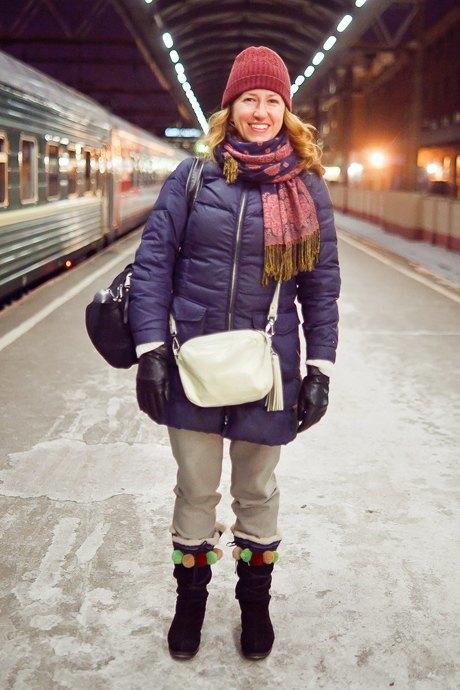 Люди в городе: Последний воскресный поезд Петербург — Москва. Изображение № 10.