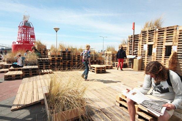 Прямая речь: Голландский архитектор — огородских объектах из мусора. Изображение № 1.