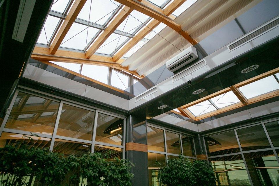 Офис логистической компании накрыше пентхауса. Изображение № 15.