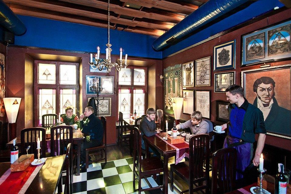 Гид по концептуальным ресторанам Львова. Изображение № 104.
