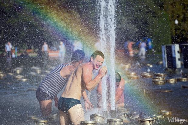 Люди в городе: Как отмечали День ВДВ в парке Горького. Изображение № 12.