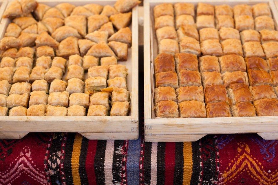 Турецкие сладости в кафе «Бардак». Изображение № 7.