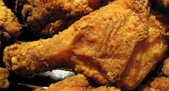 KFC Original Recipe. Изображение № 4.