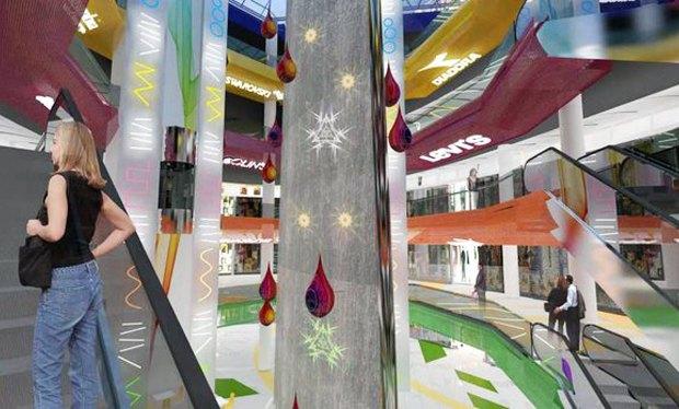 Пополнение: 6 новых торгово-развлекательных центров вКиеве. Изображение № 18.