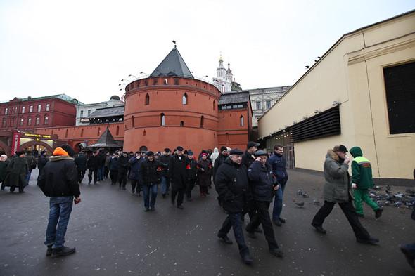 Фоторепортаж: Митинг против фальсификации выборов. Изображение № 2.