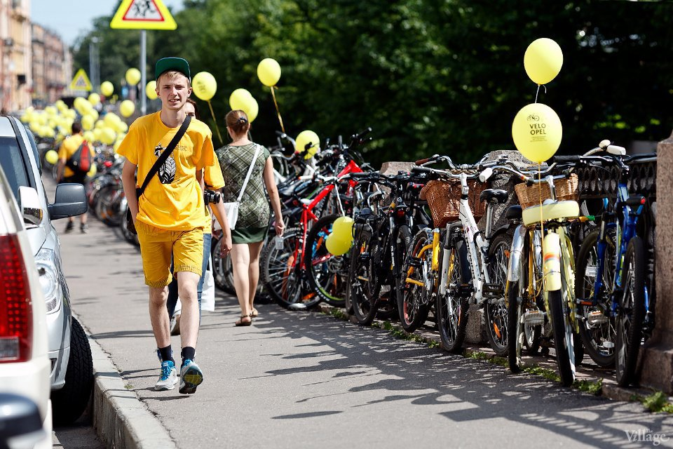 Люди в городе: Участники фестиваля «За велогород». Изображение № 16.
