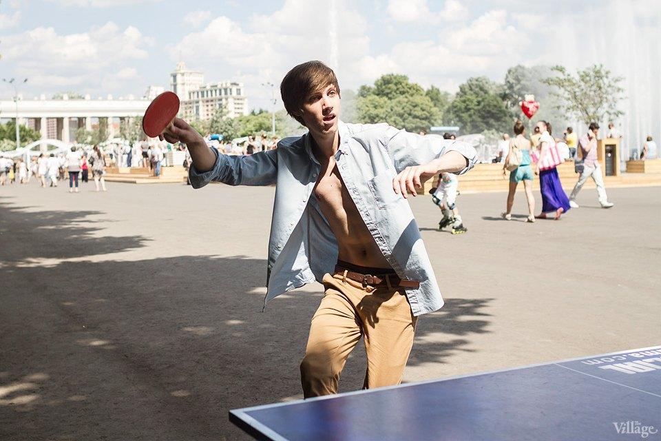 Люди в городе: Играющие в парках. Изображение № 8.