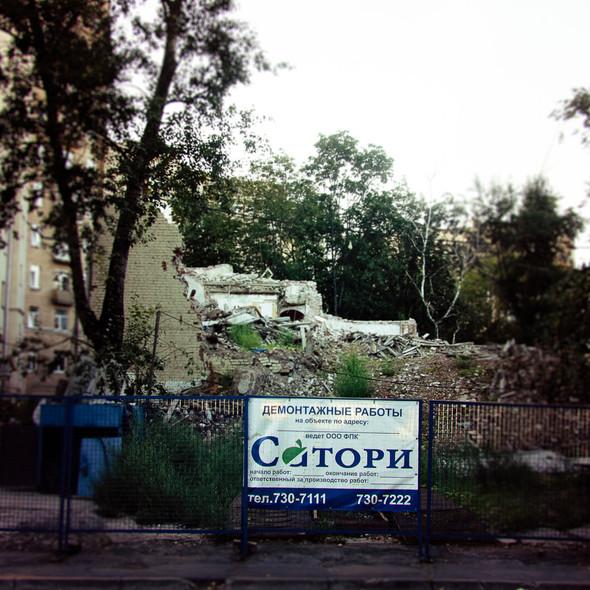 В зоне риска: доходный дом в 6-м Ростовском переулке. Изображение № 2.