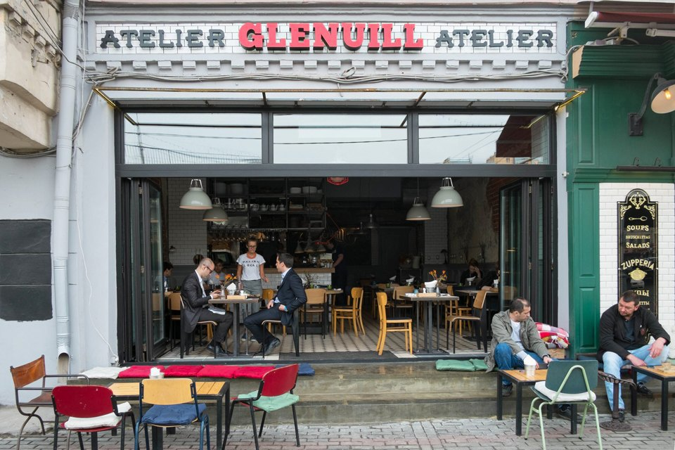Кафе Glenuill. Изображение № 14.