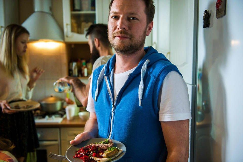 Кто изачем устраивает домашние званые ужины иобеды вМоскве. Изображение № 33.