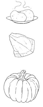 Рецепты шефов: Картофельные ньокки с пармезаном на креме из тыквы. Изображение № 13.