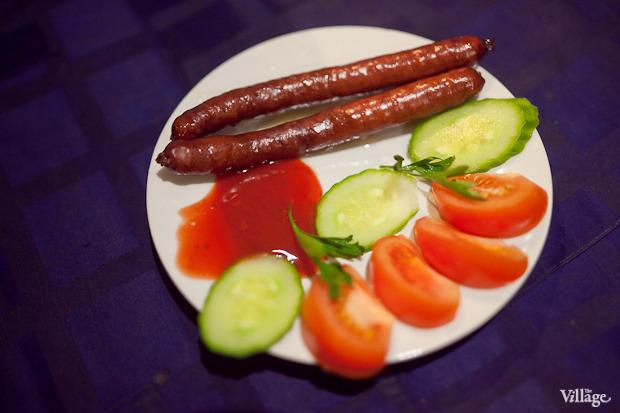 Охотничьи колбаски – 80 рублей. Изображение № 14.