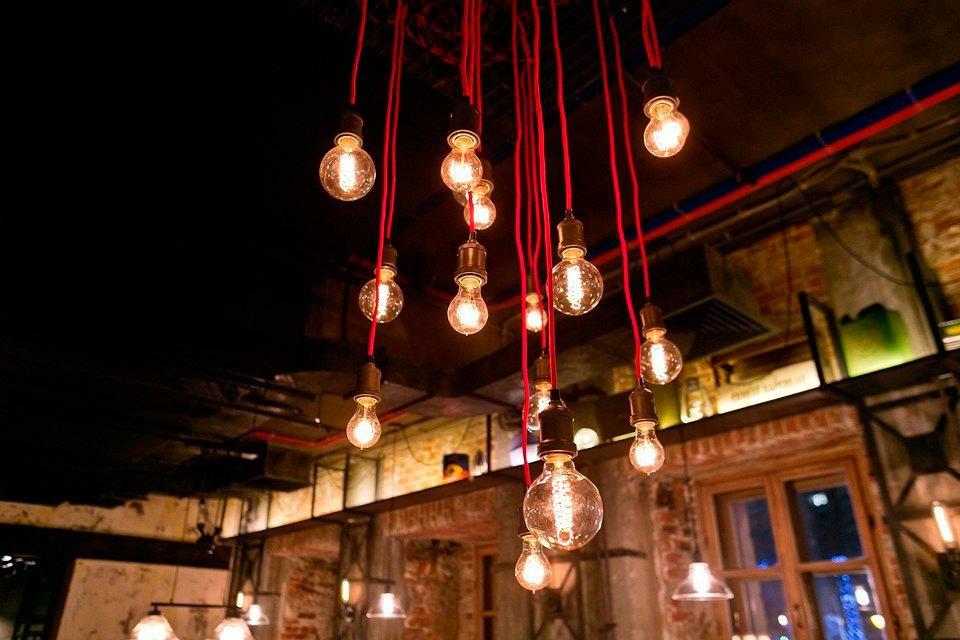 Лампы Эдисона. Изображение № 5.