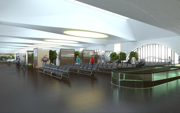 В плане: Реконструкция московских вокзалов. Изображение № 27.