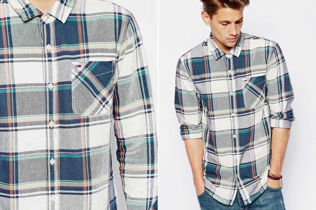 Где купить мужскую рубашку вклетку: 9вариантов отодной досеми тысяч рублей. Изображение № 7.