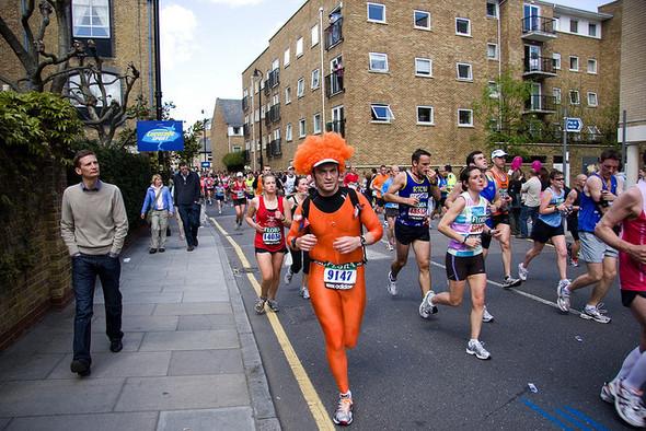 Иностранный опыт: 5 городских марафонов. Изображение № 11.