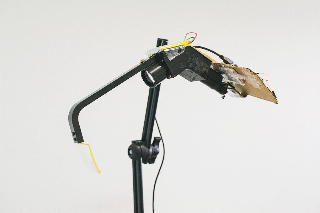Livemap: Как сделать Google Glass для мотоциклистов . Изображение № 1.