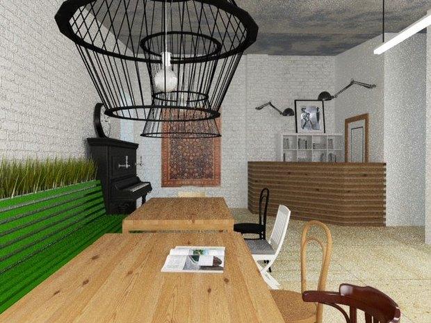 Во «Флигеле» откроется хостел. Изображение № 3.