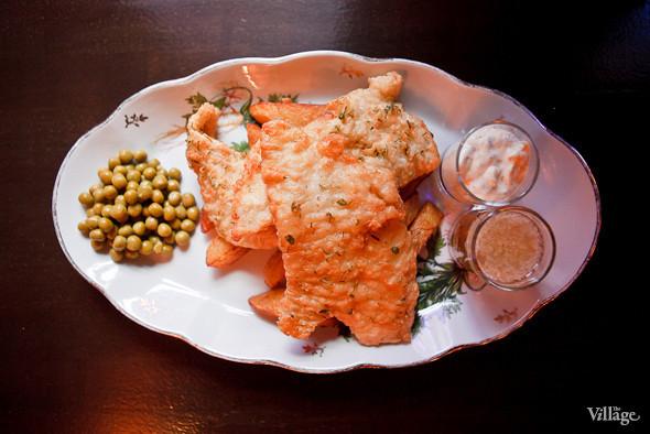 Fish&Chips — 280 рублей. Изображение № 30.