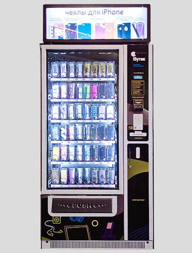Коробка передач: 13 торговых автоматов. Изображение №38.