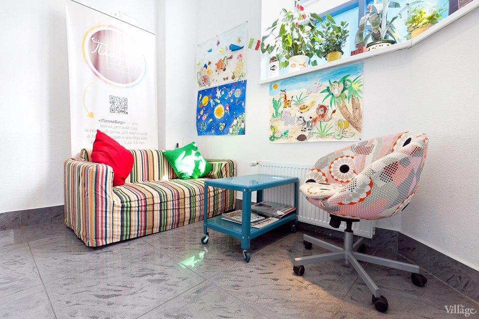 Интерьер недели (Петербург): Детский сад «Пломбир». Изображение № 3.