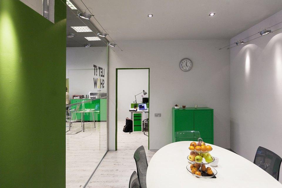 Офис Let It Show Production в ДК Ленсовета. Изображение № 14.