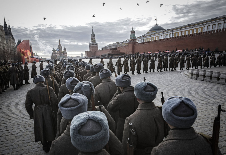 Камера наблюдения: Москва глазами Сергея Пономарёва. Изображение №11.