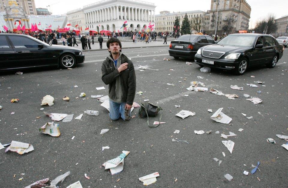Камера наблюдения: Киев глазами Константина Черничкина. Зображення № 3.