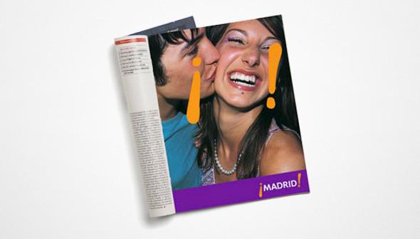 Город в образе: Авторы логотипов Амстердама, Мадрида и Пулы — о брендинге города. Изображение № 23.