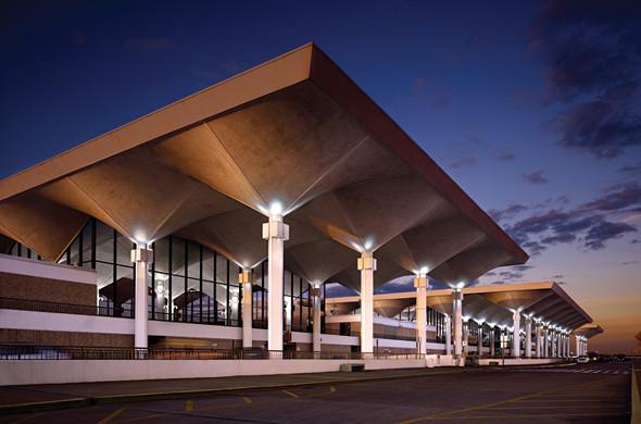 Проект аэропорта Dallas, США. Изображение № 11.