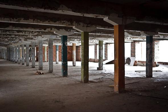 Группа «Фабрика»: Гид по арт–пространствам Обводного канала. Изображение № 61.