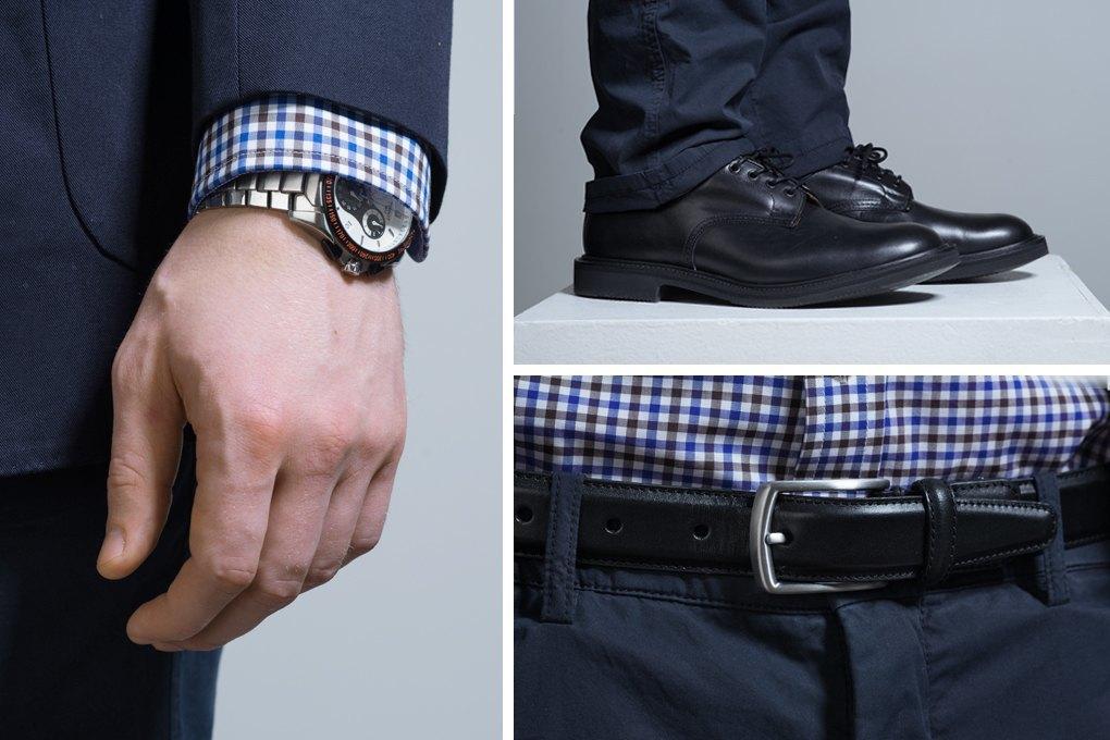 Hopes Style: Как одеться на деловую встречу. Изображение № 3.