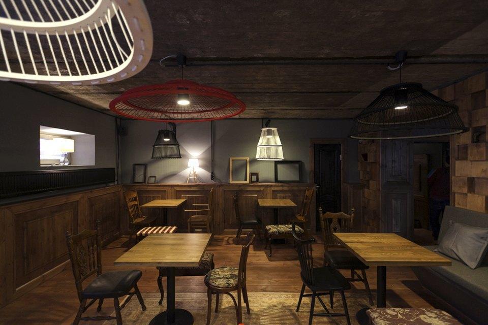 Кафе-бар The Living Room на Большой Зеленина. Изображение № 4.