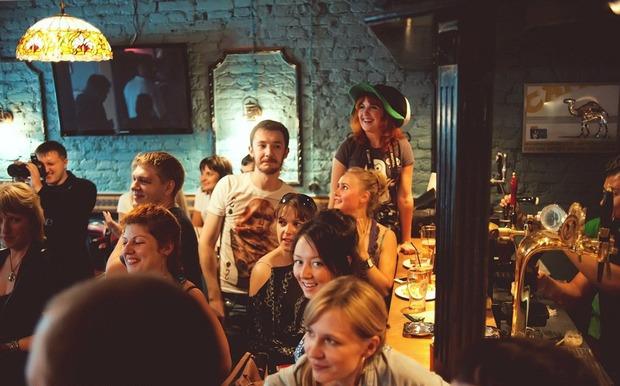 В Петербурге появился первый паб сети Harat's Irish Pub. Изображение № 3.