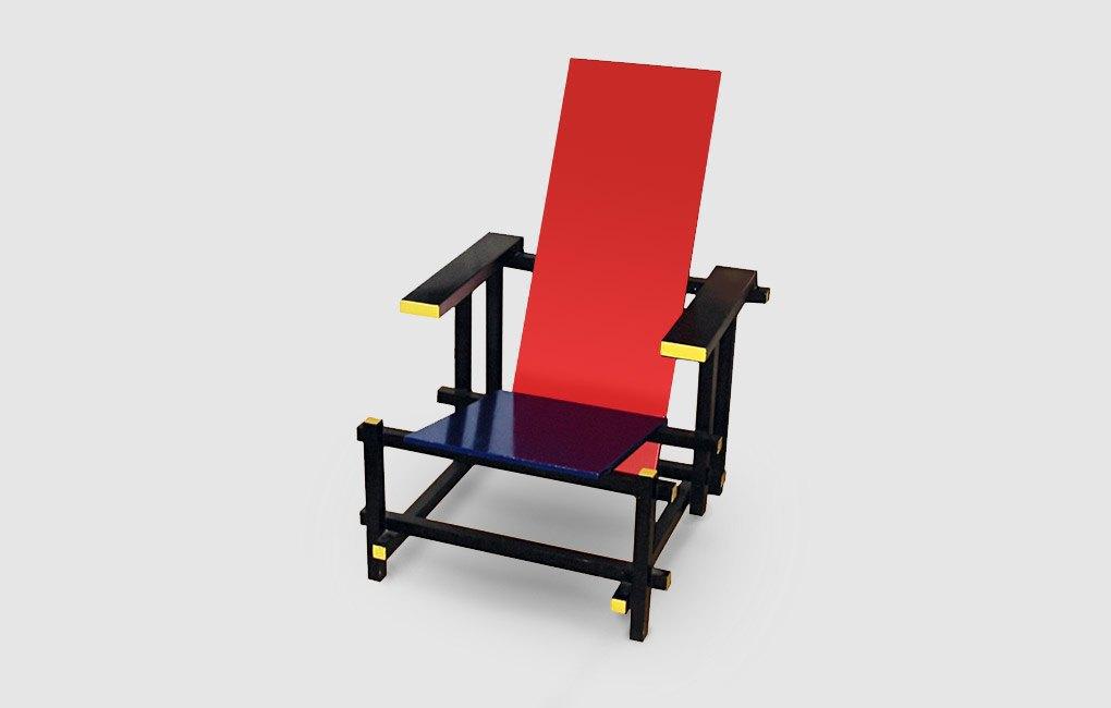 Пять стульев, которые изменили историю дизайна. Изображение № 4.