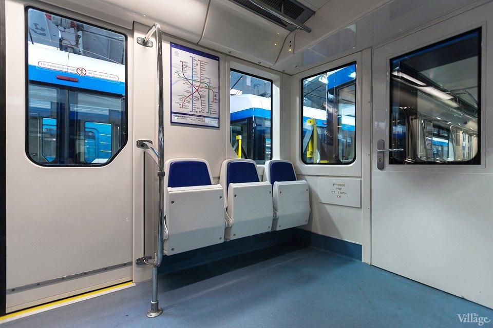 Фото дня: Бесшумный поезд Нева. Изображение № 2.
