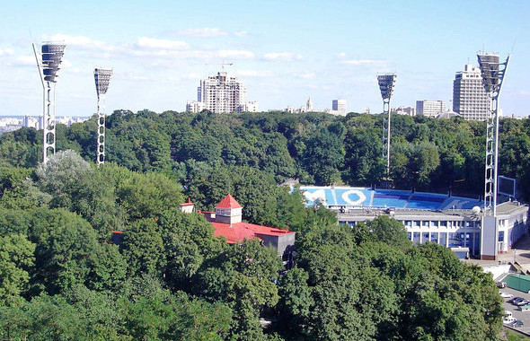 Общий вид на стадион. Изображение № 10.