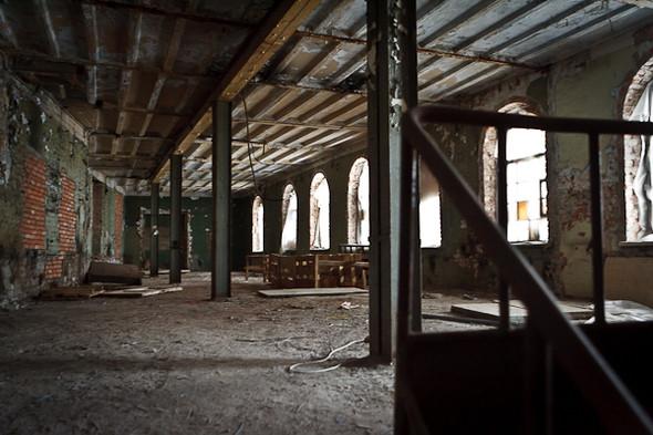Группа «Фабрика»: Гид по арт–пространствам Обводного канала. Изображение № 59.