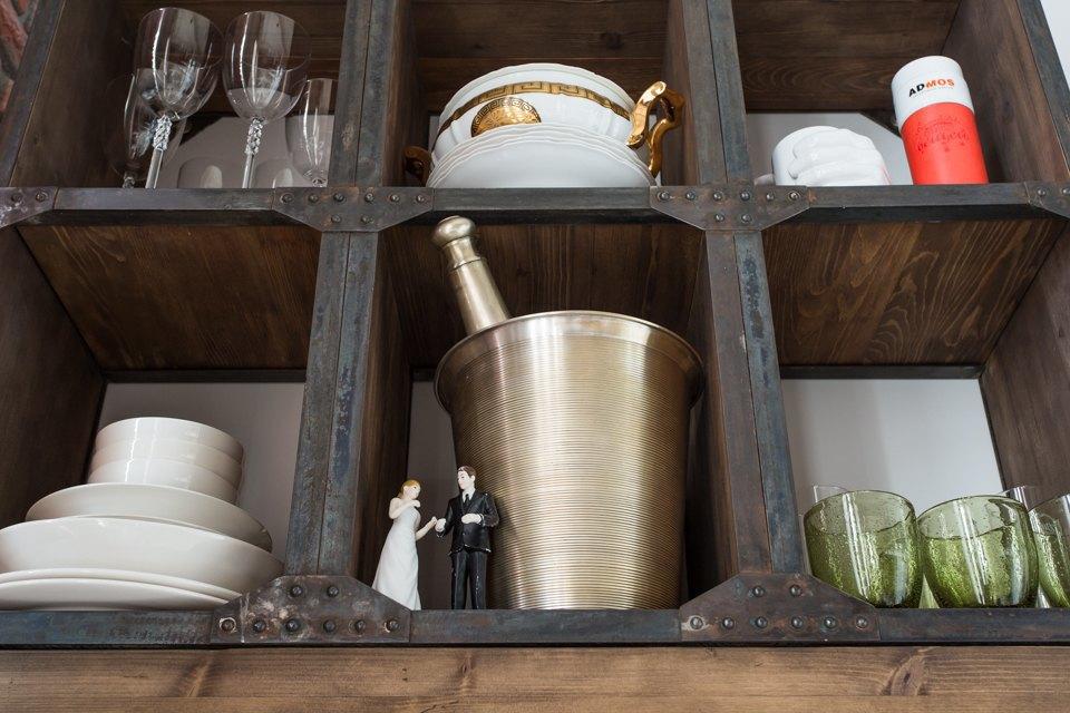 Двухуровневый лофт для семьи изтрёх человек. Изображение № 34.