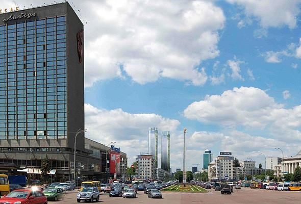 В Киеве построят небоскрёб выше «Паруса». Зображення № 3.