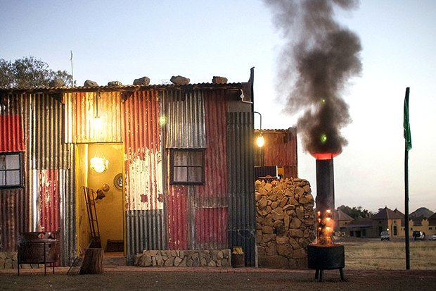 Как устроен пятизвёздочный отель вафриканских трущобах. Изображение № 4.
