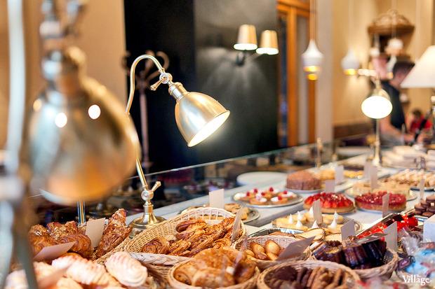 В Доме Мертенса открылся ресторан-кондитерская Bengel & Zaek. Изображение № 22.