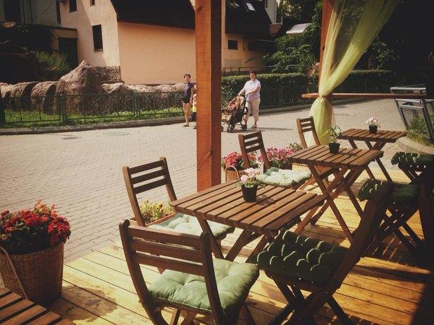 Команда Ragout открыла в зоопарке сеть кафе «Парк Экспресс». Изображение № 2.